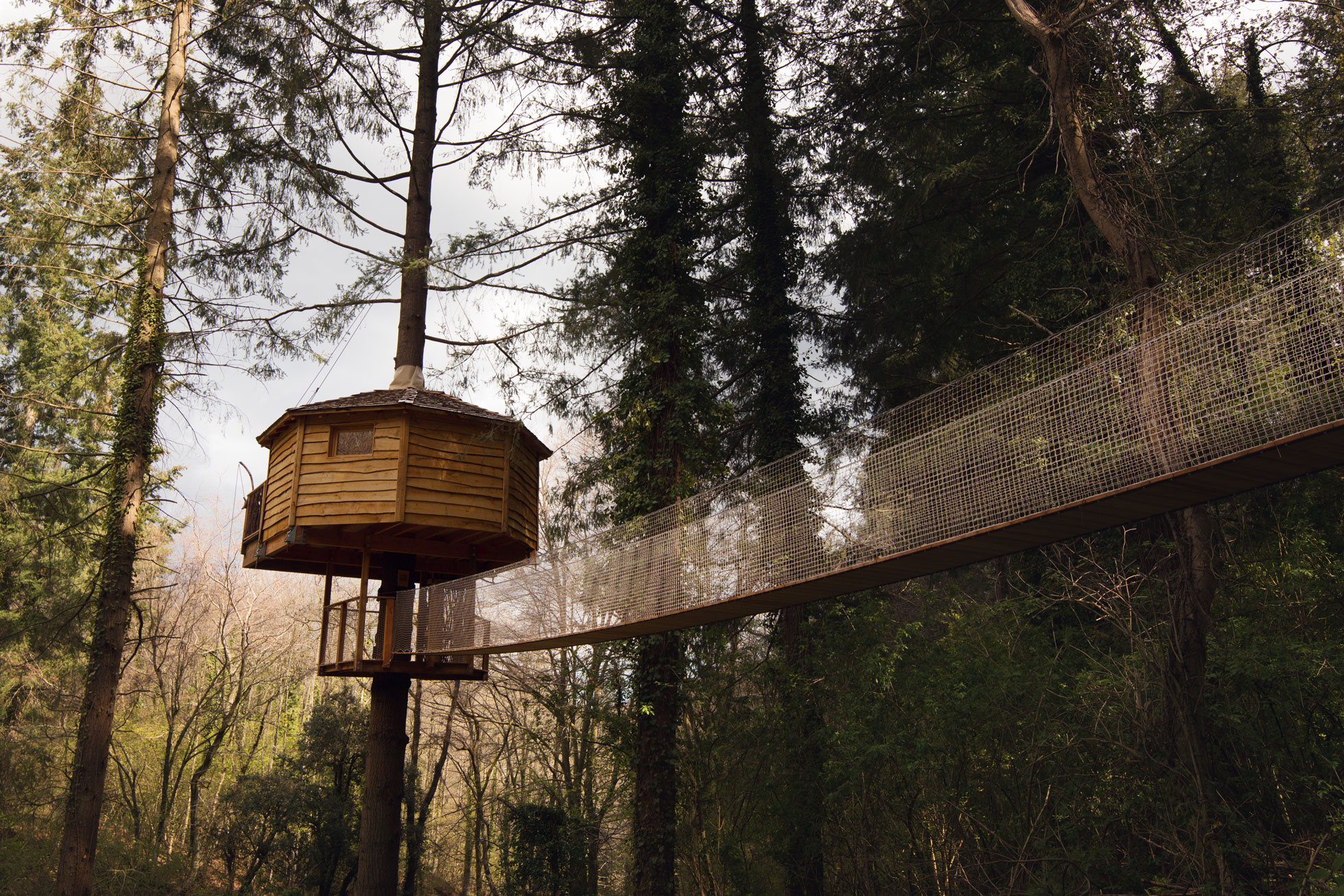 Cabanes als arbres | Millor lloguer Glamping Catalunya
